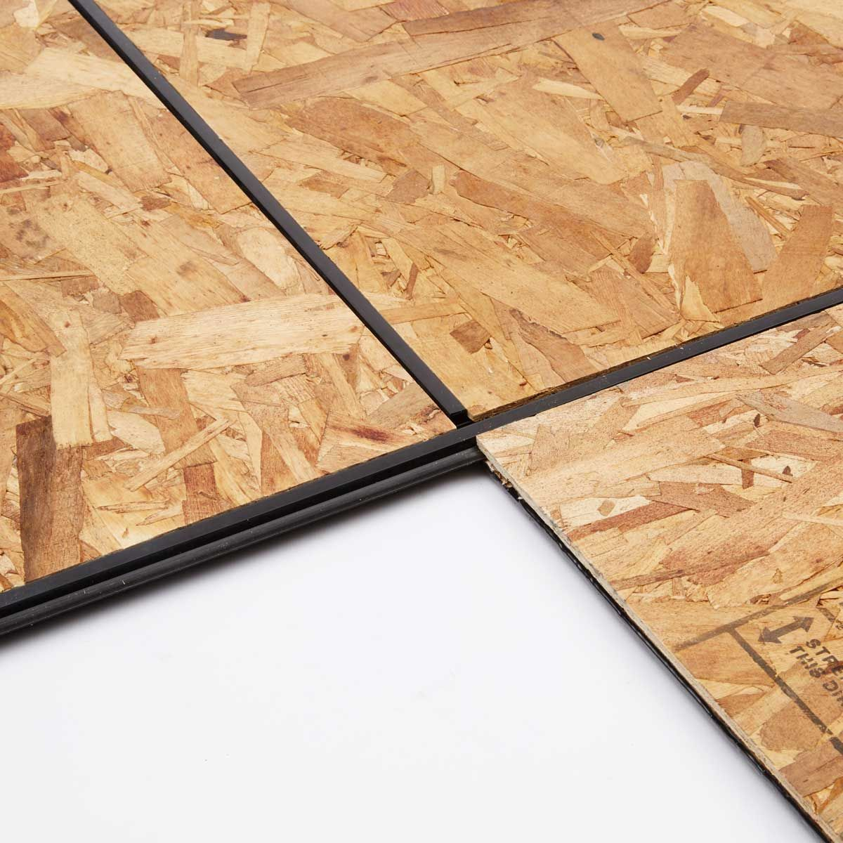 install a warm, moisture-resistant basement subfloor in a
