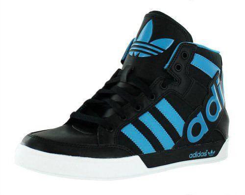 Adidas Originals Men's Adi Hard Court Hi Big Logo Sneakers