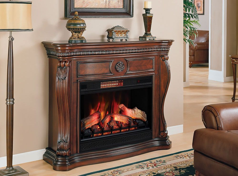 Fireplace Ideas For Small Rooms