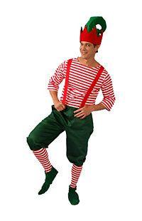 Christmas Costume Ideas.Men S Elf Costume Elf Costumes Christmas Elf Costume