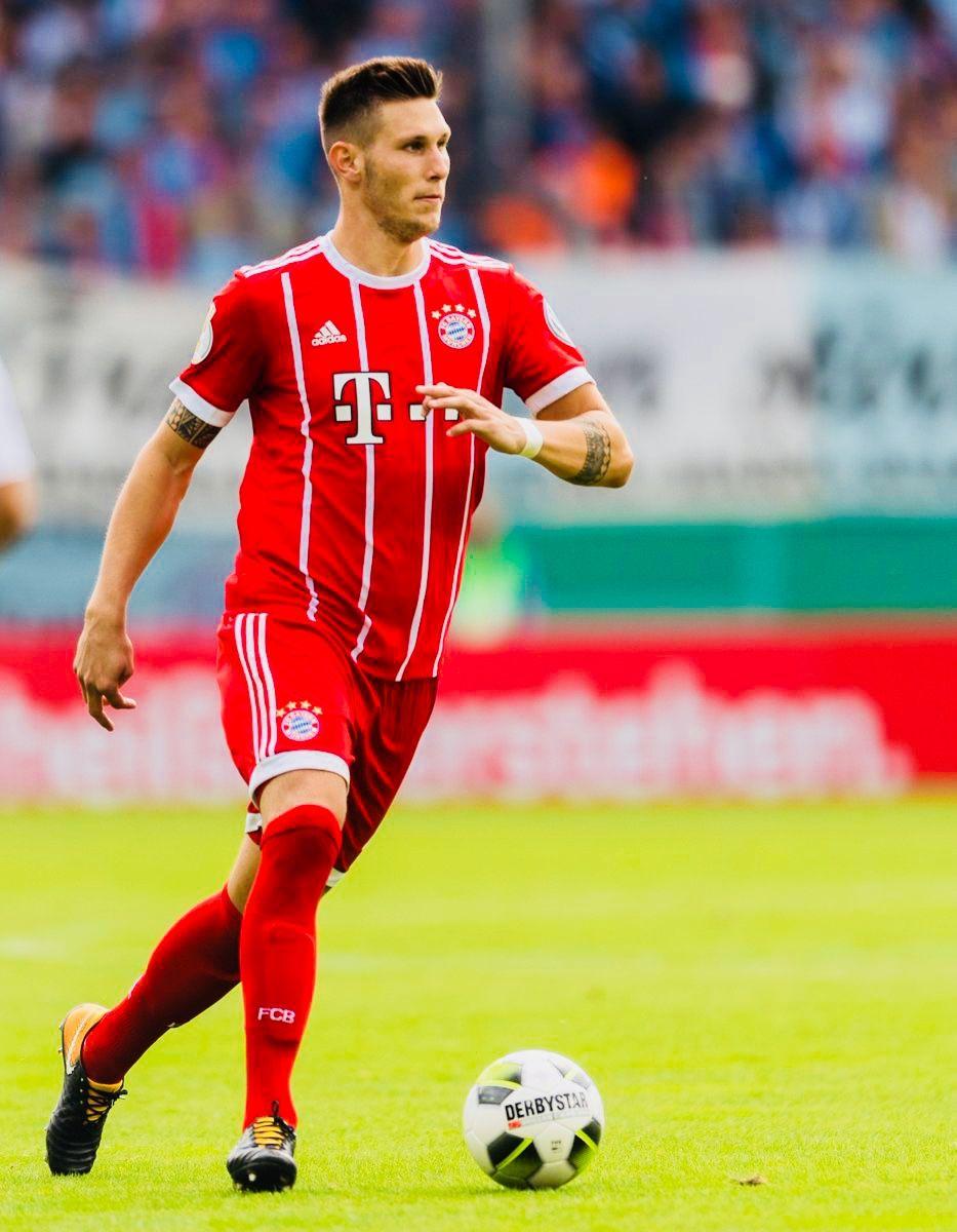 Camiseta FC Bayern München Niklas Süle
