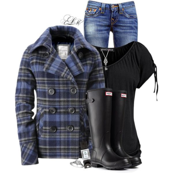 Cool & Rainy, created by tmlstyle on Polyvore