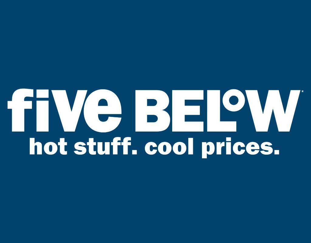 Five Below Logo Five Below Angers Online Work