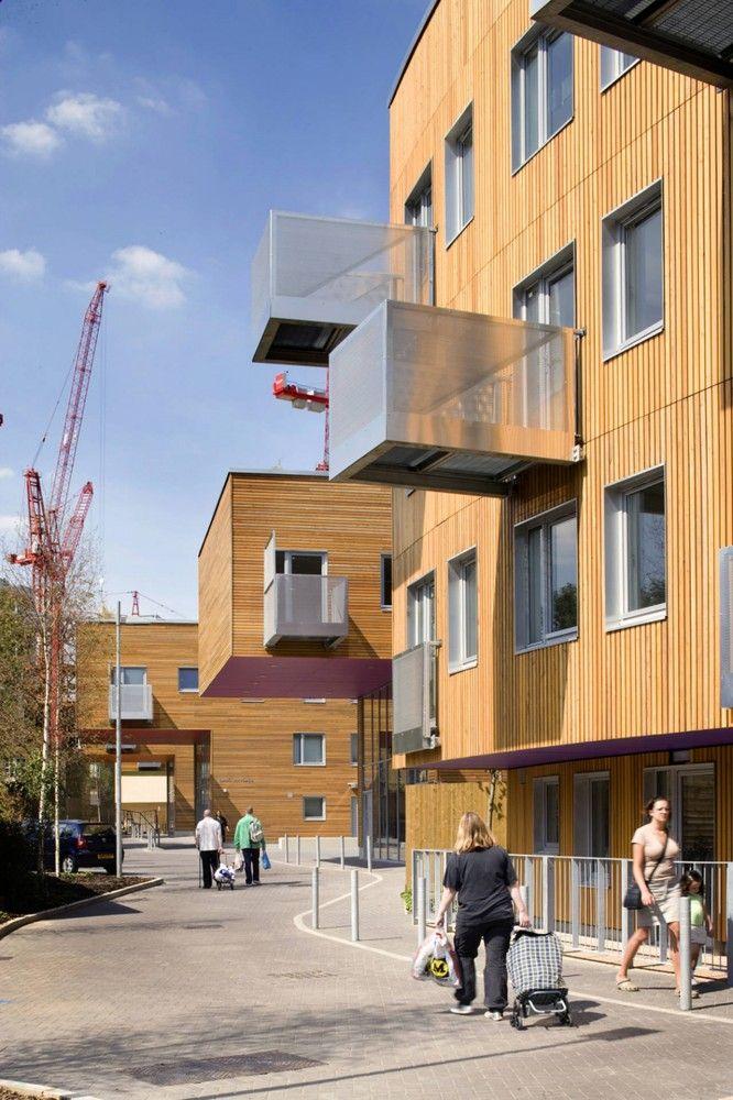 Bourbon Lane / Cartwright Pickard Architects