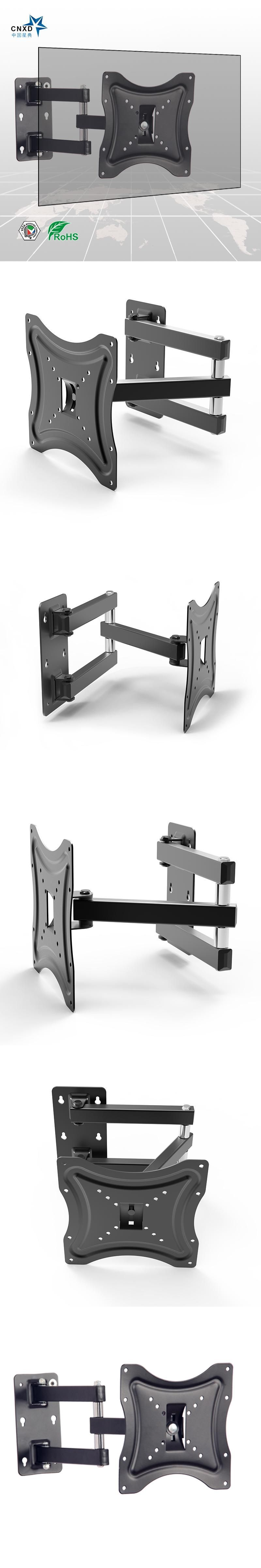Articulating Full Motion TV Wall Mount TV Bracket Suitable TV Size 25u0027u002732u0027