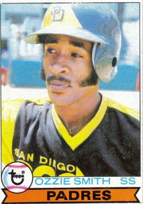 Ozzie Smith Baseball Cards Baseball Card Values Baseball Cards For Sale