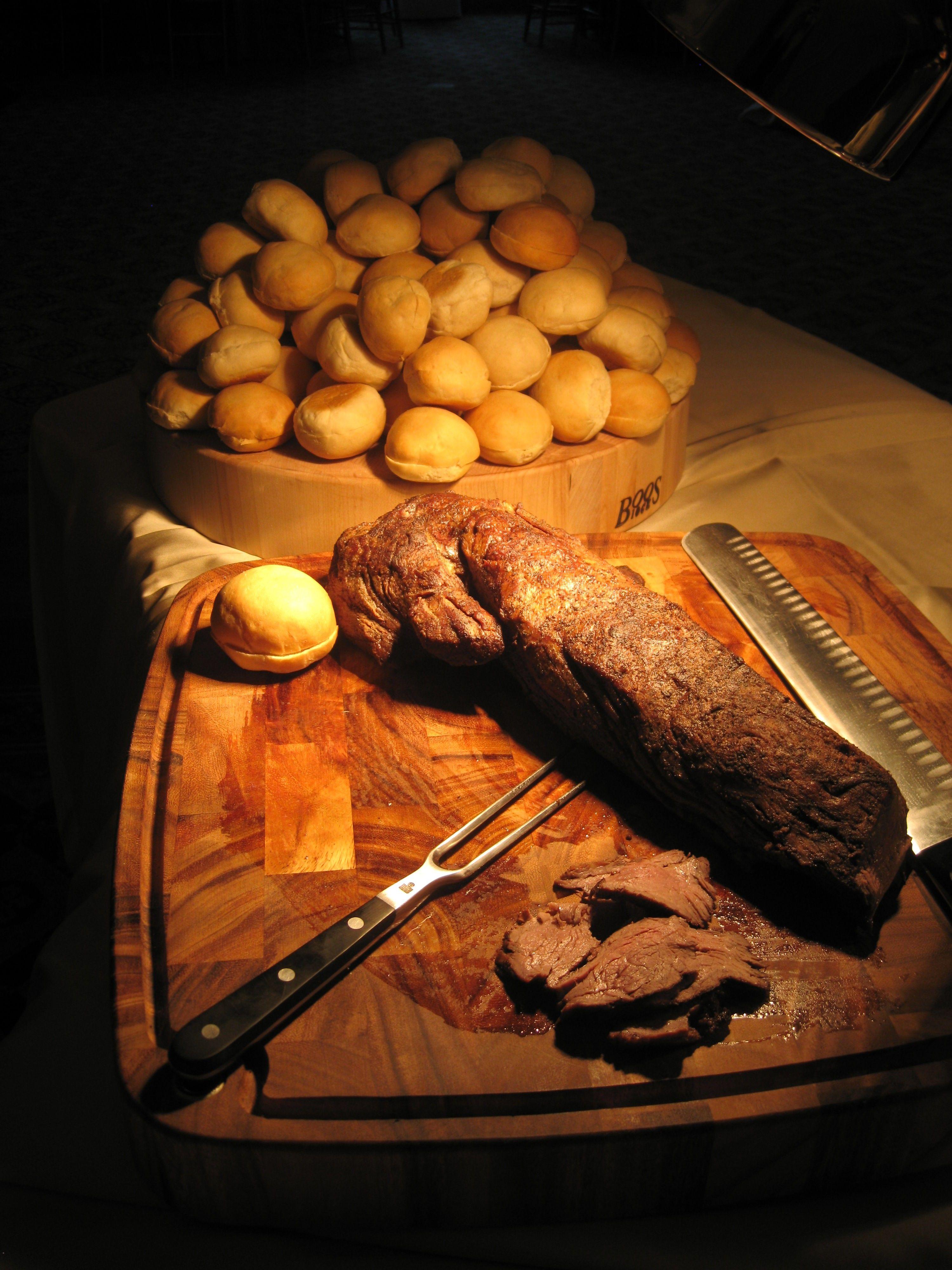 Beef tenderloin carving station next wedding ideas