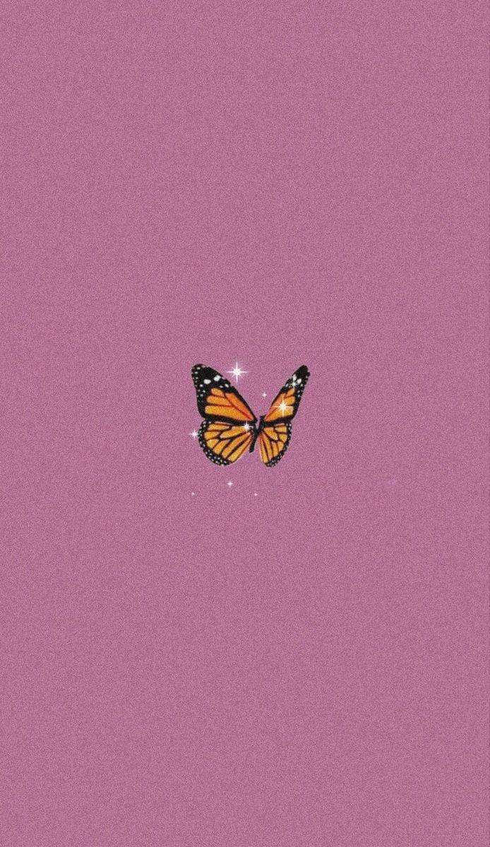 𝙱𝚞𝚝𝚝𝚎𝚛𝚏𝚕𝚢 In 2020 Butterfly Wallpaper Butterfly Wallpaper Iphone Cute Patterns Wallpaper