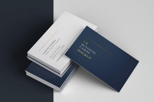 Uk Business Cards Mockups Filtergrade Business Card Mock Up Black Business Card Mockup Stationery Mockup