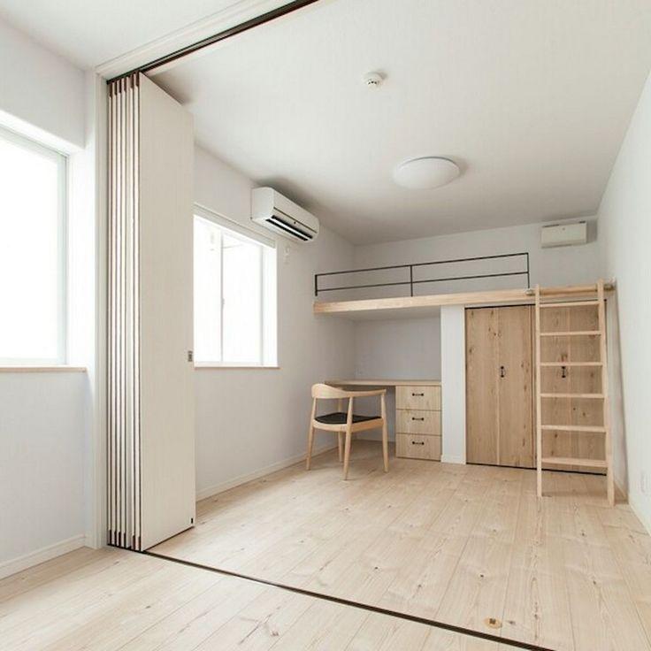 41+ Cool Little Loft Apartment Decor Ideas #apartment # ...