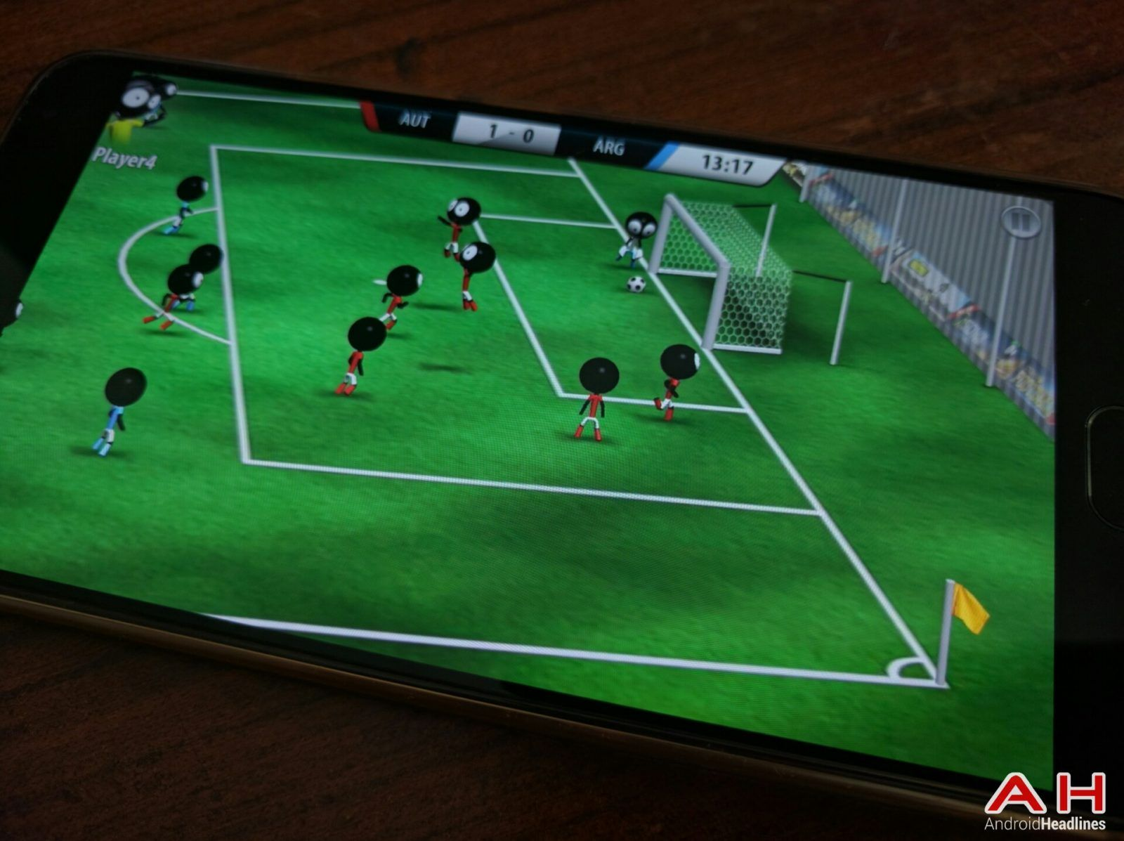 Game of the day Head to Head Soccer A challenging soccer