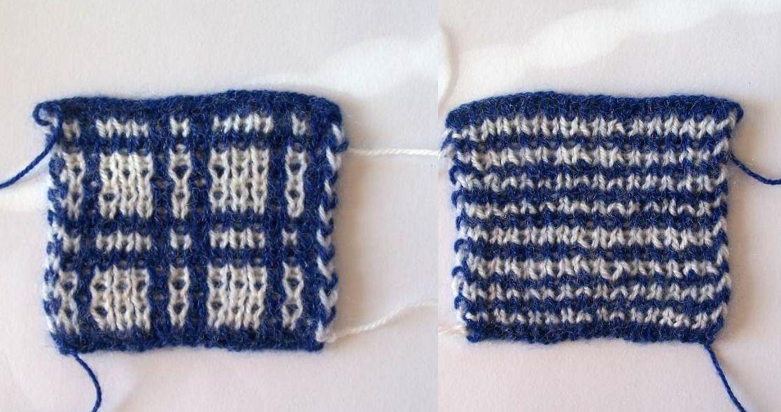 Žakárové vzory jednoduše    Háčkovaná a pletená móda  b9539b86f8