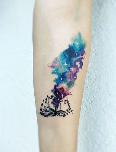 Photo of 17 literary tattoos that will remind you why you love books – artists