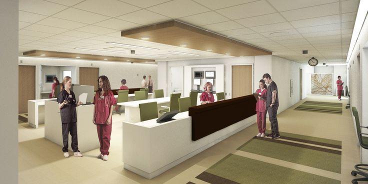 Image result for hospital nursing station New Unit Pinterest