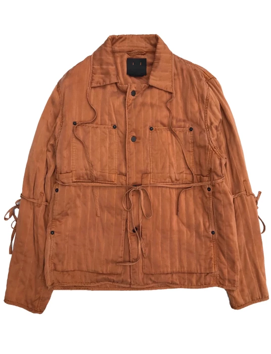 Craig Green Fw16 Silk Quilted Worker Jacket Grailed I 2020