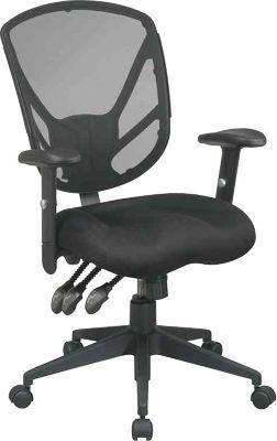 119 91 Save 46 Office Star Mesh Multifunction Task Chair Black
