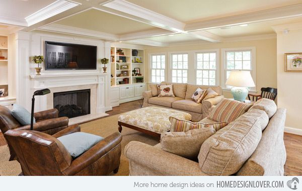 Interior Design Ideas Living Room Traditional 15 Interesting Traditional Living Room Designs  Traditional