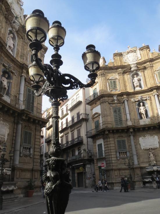 The Four Corners (Quattro Canti) - Palermo - Opiniones de The Four Corners (Quattro Canti) - TripAdvisor