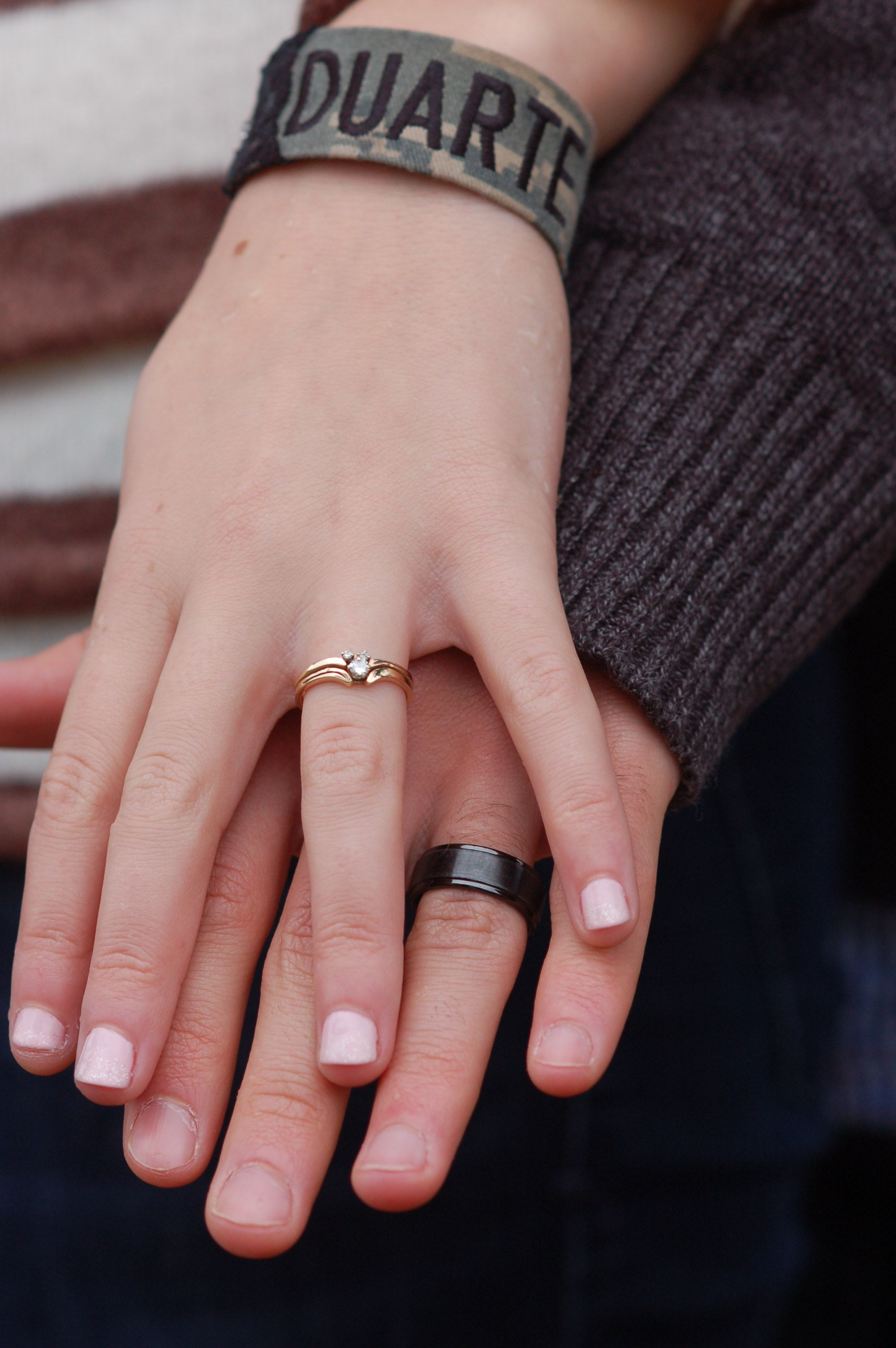 Pin By Geri Howard On Military Love Air Force Love Military Engagement Pictures Promise Rings For Him