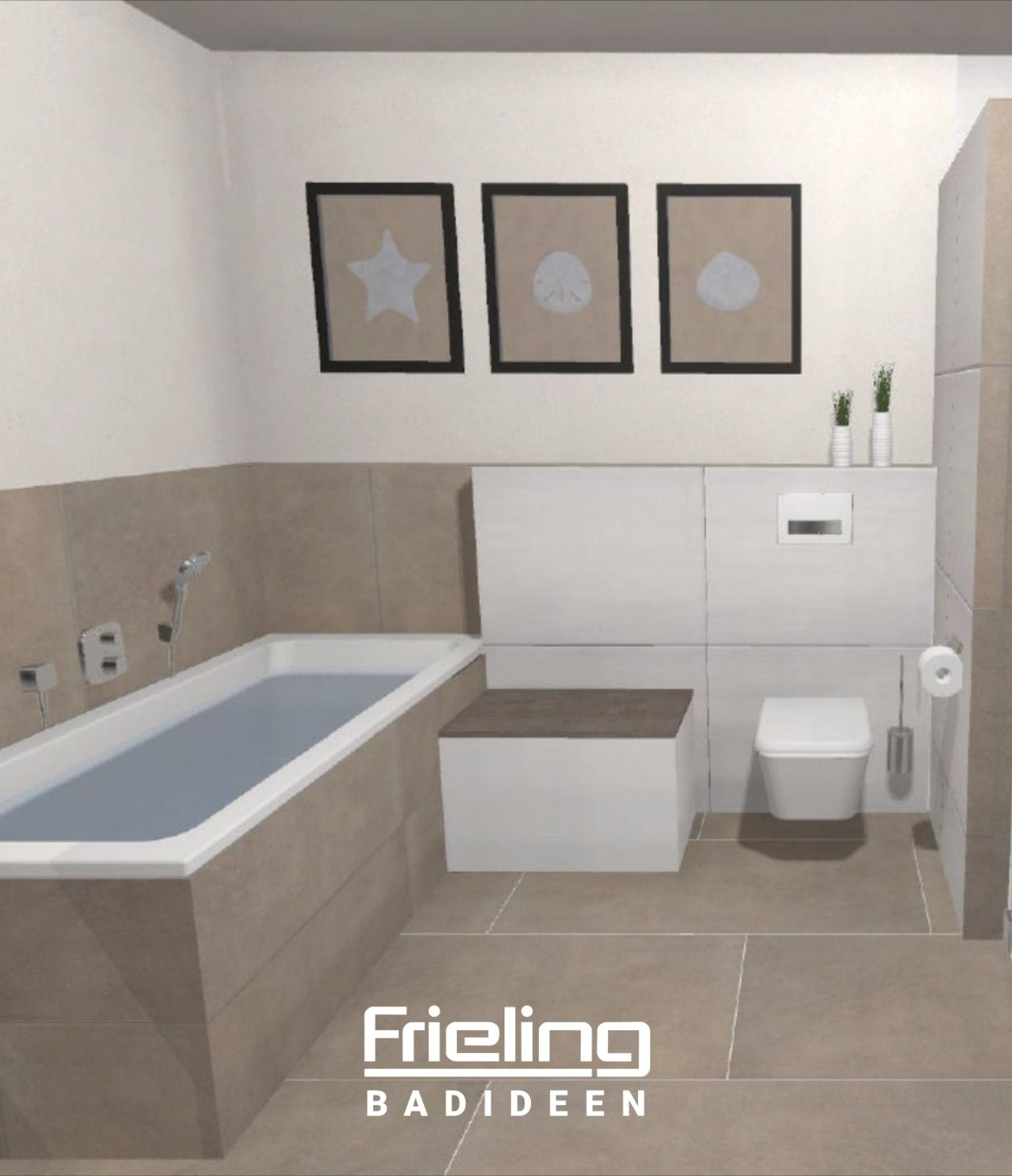 Das Grosse Familienbadezimmer 3d Planung Duschabtrennung Sitzbank Im Badezimmer 15 Qm In 2020 Grosse Badezimmer Badezimmer Duschabtrennung