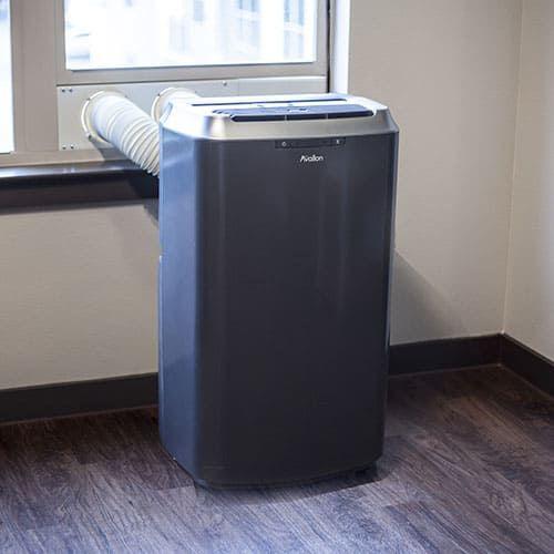 Avallon 14,000 BTU Dual Hose Portable Air Conditioner Video Image