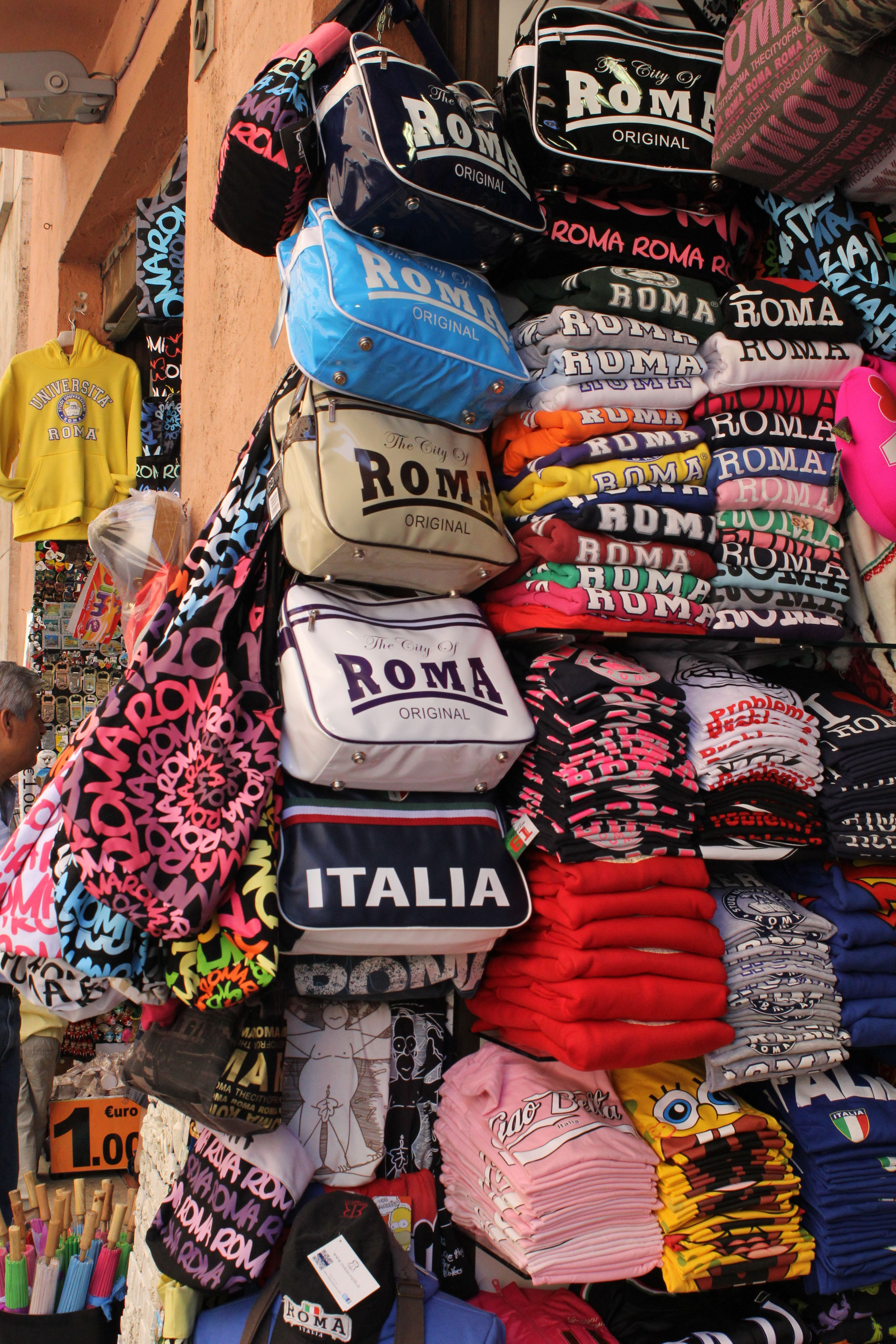 Pin By Jackie Garvey On Destinations I Have Been To Rome Souvenirs From Italy Italy