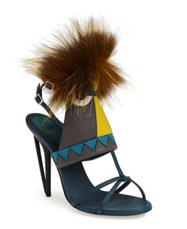 Fendi sandals - fantasy footwear on redsoledmomma.com