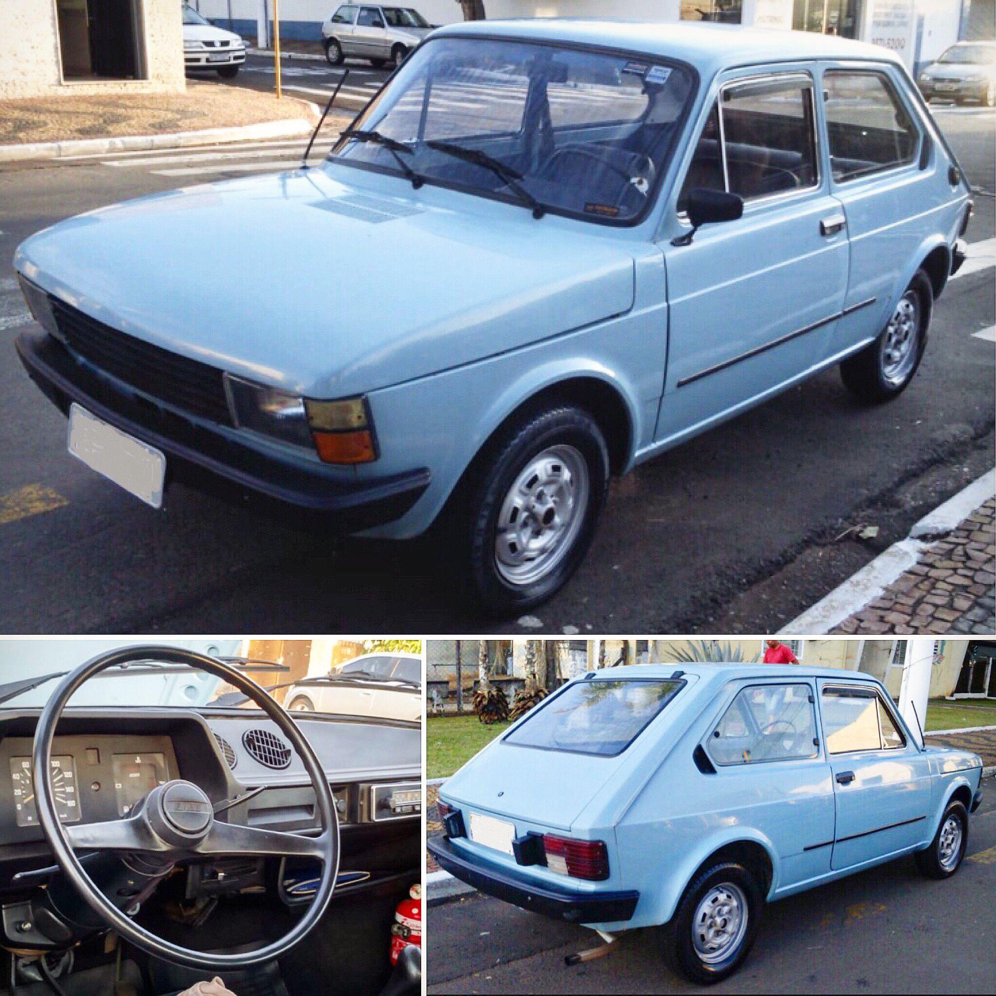 Fiat 147 Europa 1980 Em 2020 Carros Carro Brasileiros