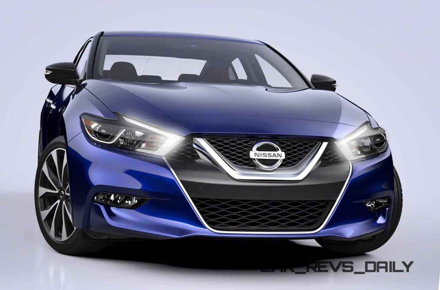 2016 nissan maxima sr deep pearl blue 11fds nissan maxima nissan and cars