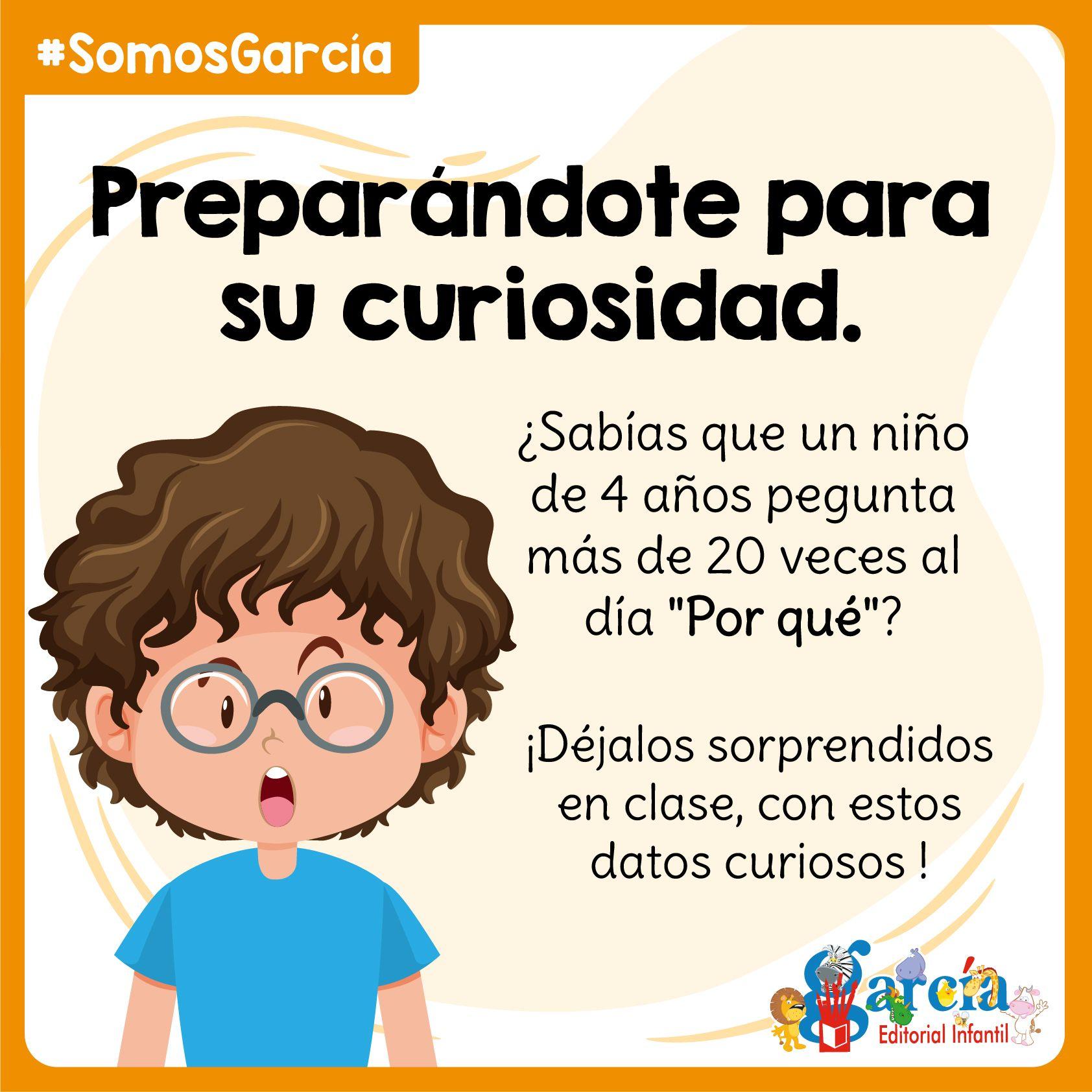 Pin de García Editorial Infantil en Infografías Niños de