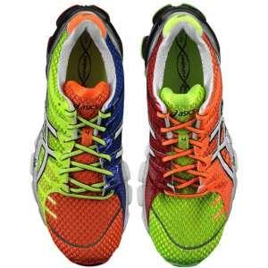 ASICS® course Gel Kinsei homme 4 Chaussures ASICS® de course pour homme Mosaïque/ Blanc 3184657 - camisetasdefutbolbaratas.info