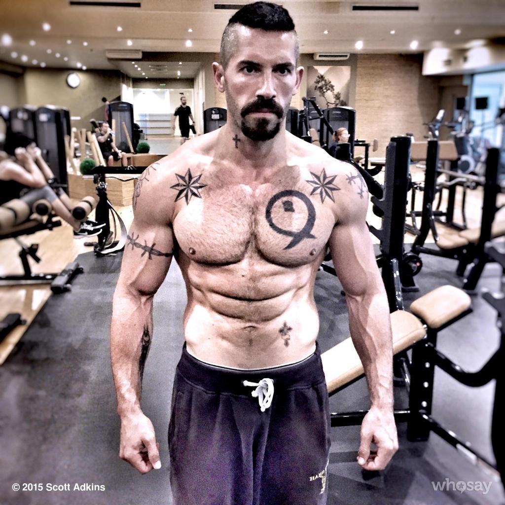 Scott Adkins On Twitter Scott Adkins Bodybuilding Scott