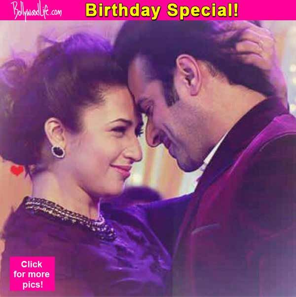 7 pictures of Yeh Hai Mohabbateins Karan Patel with co ...