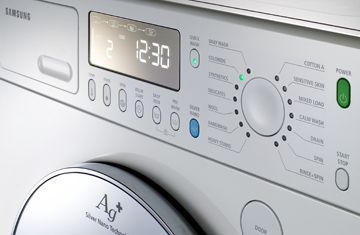 Samsung Washing Machine Designed By Jasper Morrison And John Tree