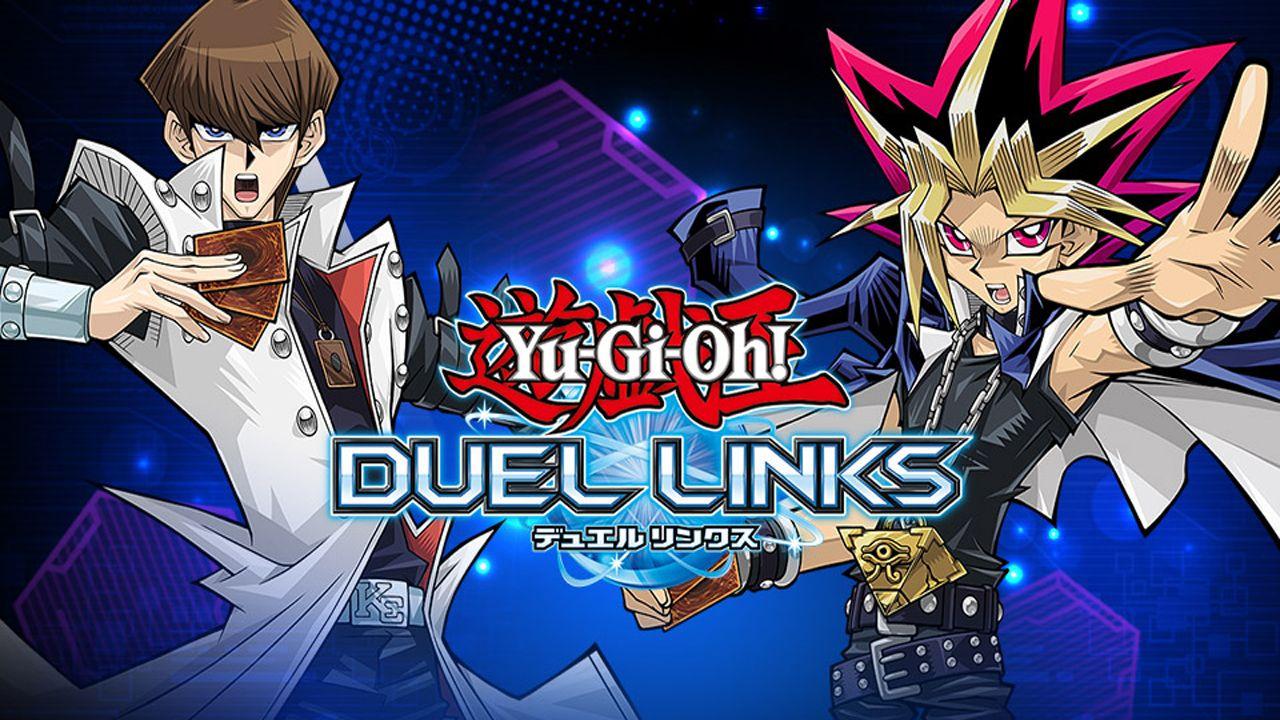 YuGiOh! Duel Links VER. 2.1.0 MOD APK Yugioh, Jogo