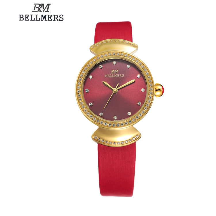 29.58$  Watch here - http://alier2.shopchina.info/go.php?t=32758545854 - BELLMERE classic ladies watch waterproof watch women's luxury clock ladies wristwatches Dress watches relogios femininos relojes  #buymethat