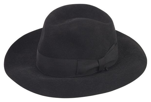 e4a7583e6b71c Cómo hacer un sombrero fedora de fieltro