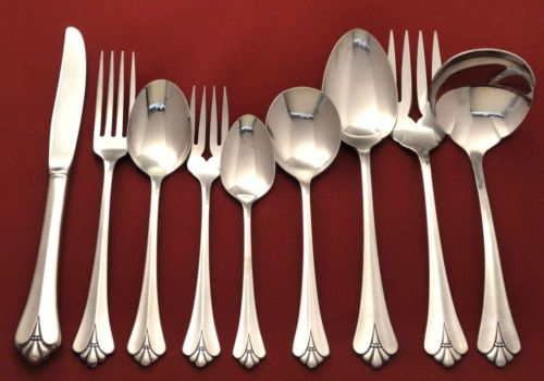 Details About Oneida Community My Rose Stainless Betty