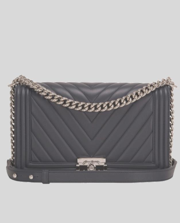 11a968b82fde CHANEL Le Boy Bag Chevron Limited Edition | My Style | Handbags ...