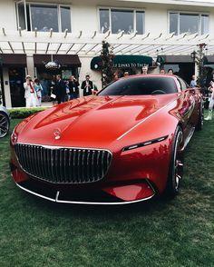 #Mercedes #Maybach 6 #FunFriday #cars #sexycars #automobiles