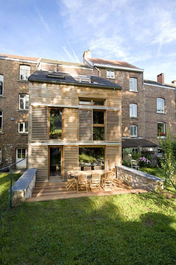 Annexe En Bois   Architecture U0026 Bois