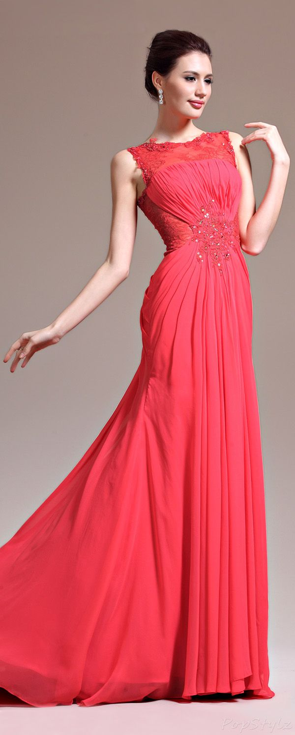Edressit overlace evening gown my style pinterest