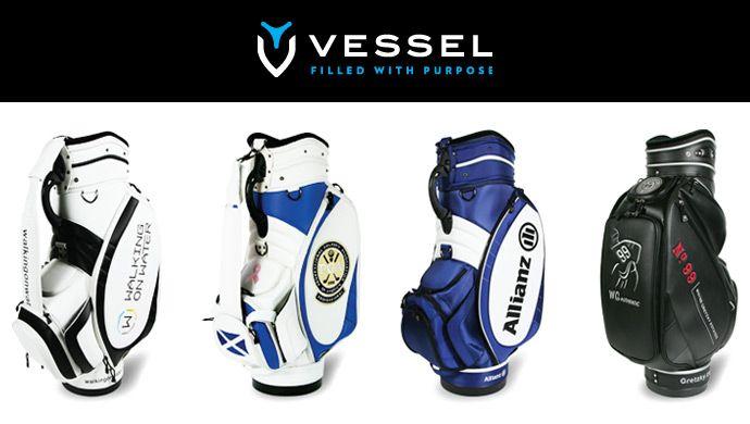 Vessel Custom Golf Bags