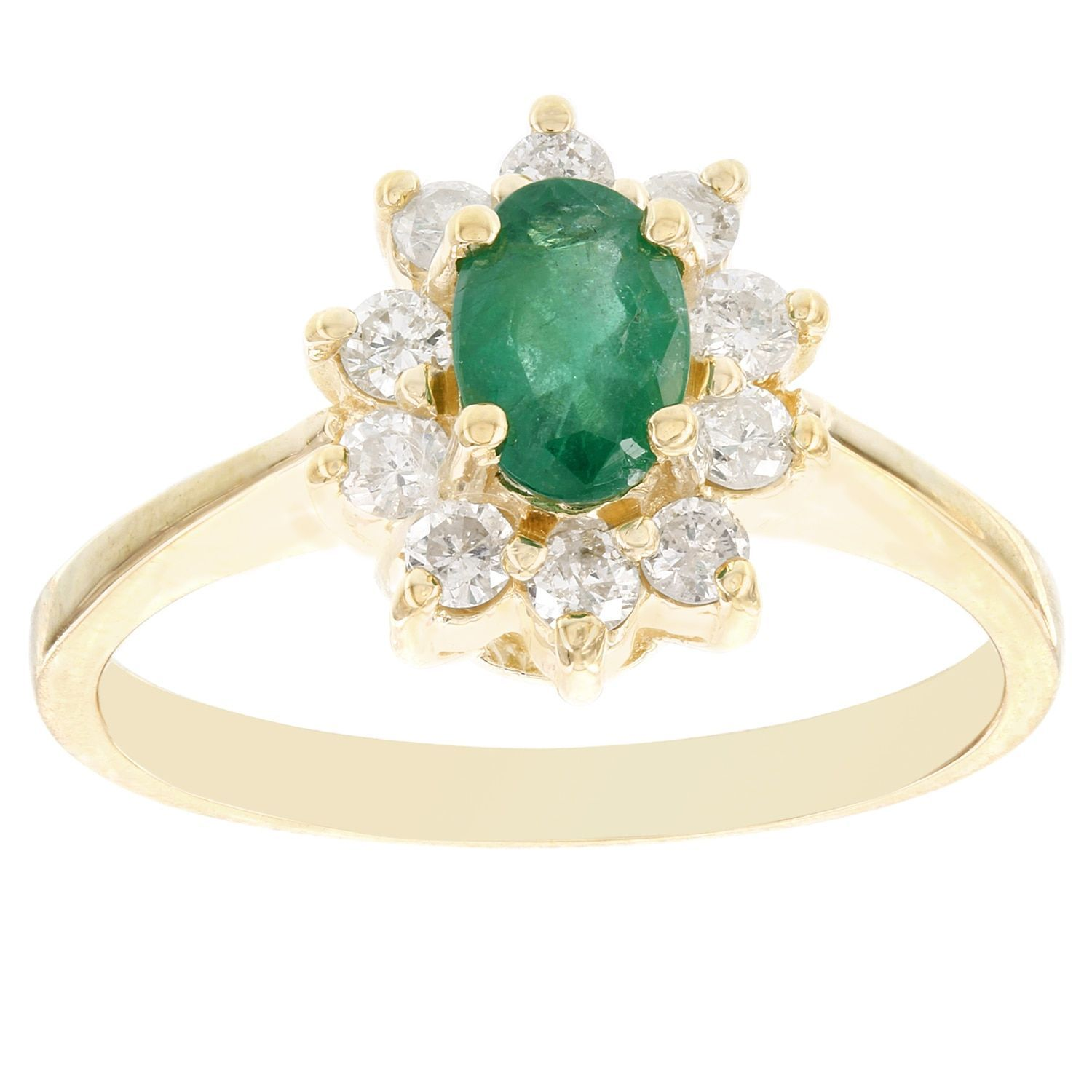 this a and estate approx in img grams ring stone vintage is green rings measures the weighs yellow gemstone size three shank diamond band tourmaline oval gold
