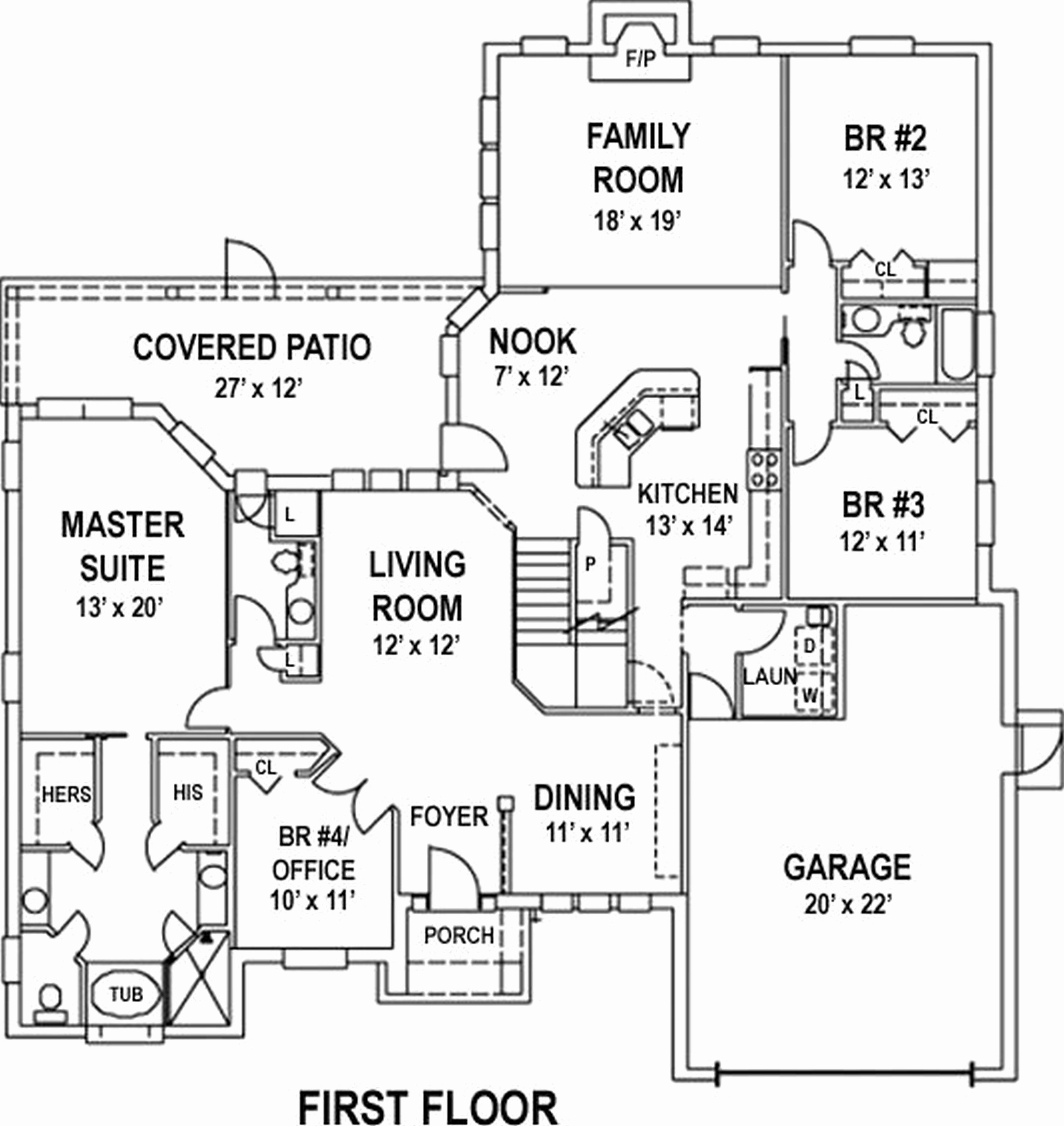 Simple 7 Bedroom House Plans Fresh Amazing Design Ideas 15