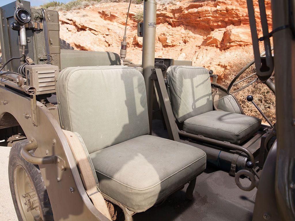 Rocketumblr 1942 Willys Mb Jeep Pinterest Rear Seat