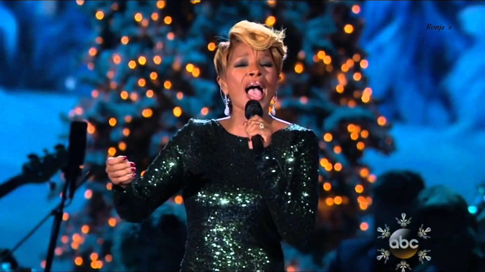 mary j blige quothave yourself a merry little christmas