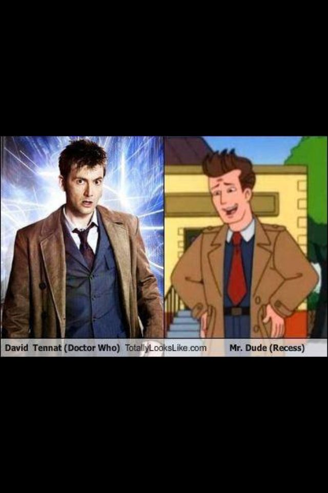 The doctor was on recess!!