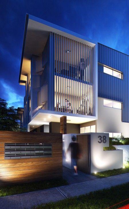 Tim Stewart Architects, Maryvale Street Brisbane, Australia #timstewartarchitects