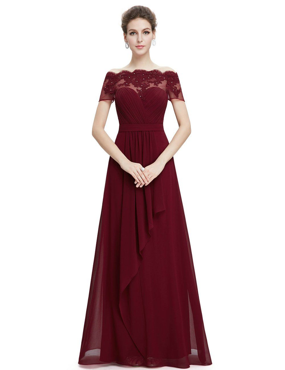 We have many different styles and colors like these burgundy prom dresses.Also 177f9285a6b4